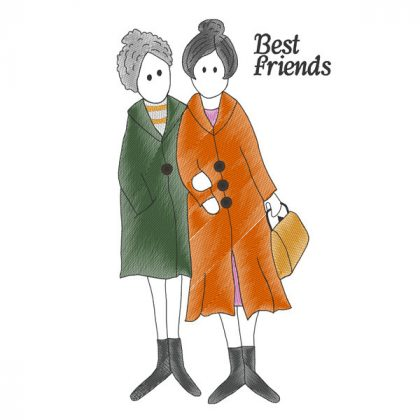 Best Friends 2 - Product Photo