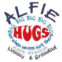 Big Hug - Real View Filled