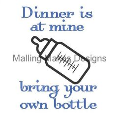 Bring Your Own Bottle - Real View