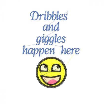 Dribbles and Giggles - Stitch View