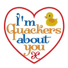 I'm Quackers About You - Real View