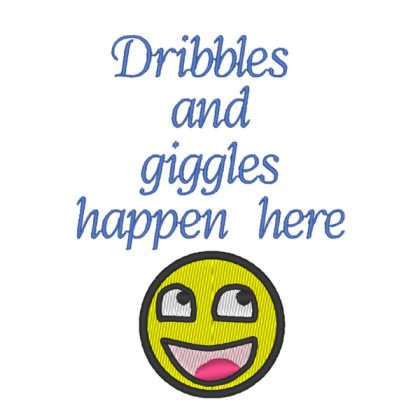 Dribbles and Giggles- Real View