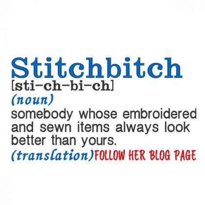 StitchBitch- Real View