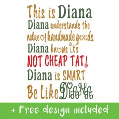 Handmade Wording - Real View Filled + Free design banner